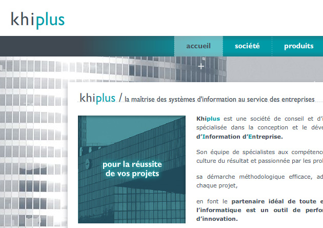 Template powerpoint charte graphique