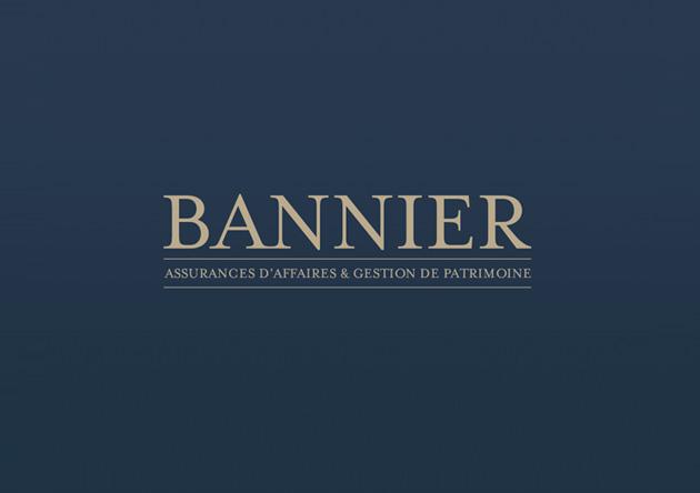 Identité visuelle assurances affaires