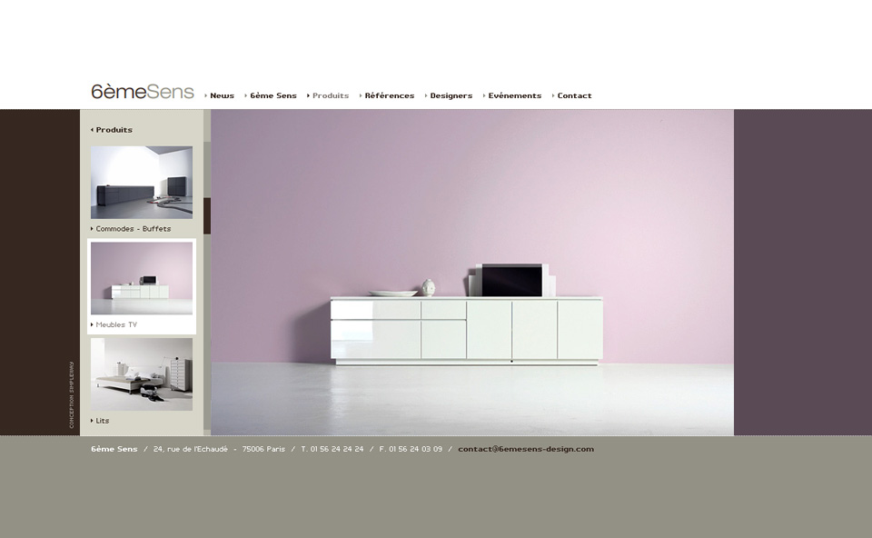 6emesens design 03