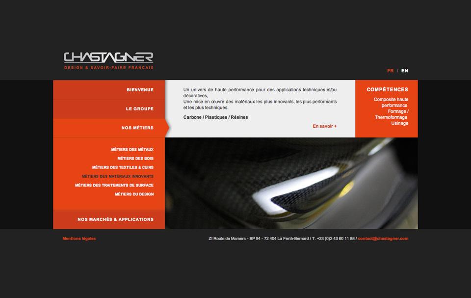 Designer site internet - Design de site Internet